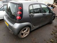 Smart ForFour 1.3 Spares or Repairs (For Four)