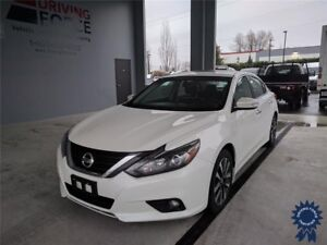 2016 Nissan Altima 2.5 SL Tech, 5 Passenger, 36,401 KMs, Gas