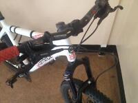 Commencal premier mountain bike