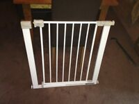 Safety 1st Pressure Fit Metal Safety Gate (Used