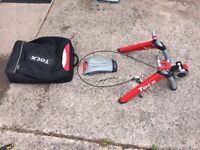 TACX Bike Turbo Trainer