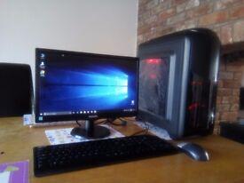AMD 8 Core Powerful PC