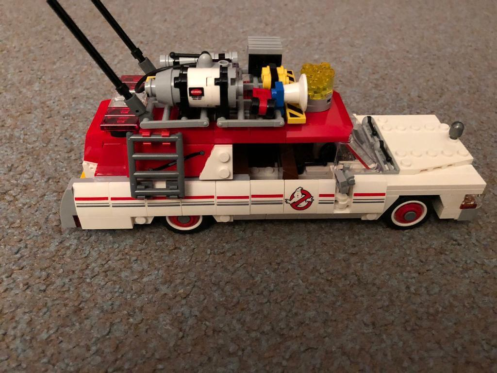 Lego Ghostbusters 75828 Ecto 1 2 In Bournemouth Dorset Gumtree Ampamp