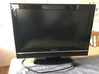 32inch TV with remote