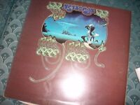 yes/yessongs LP