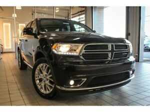 2016 Dodge Durango Limited BLUETOOTH, BACK UP CAM