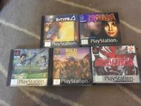 Awesome ps1 PlayStation 1 bundle