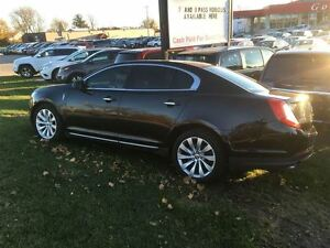 2013 Lincoln MKS NAVIGATION! LEATHER! LOADED! London Ontario image 9