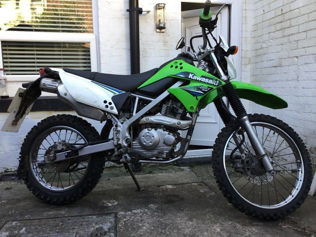 Kawasaki Klx 125cc Road Legal Enduro