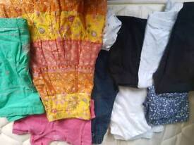 Girls clothes bundle 7-9