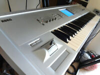 KORG TRITON STUDIO MUSIC WORKSTATION AND SAMPLER 88 KEY SALE !