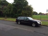 Mercedes e220 cdi automatic turbo diesel 7 seater 2003