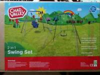 Chad valley 2in1 swing
