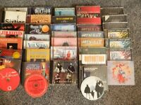 Job lot of cds mostly pretty good condition some double & triple sets