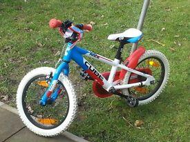 children's cube bike