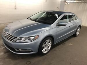 2013 Volkswagen CC *46,000KM* 6-VITESSE MAGS CUIR A/C