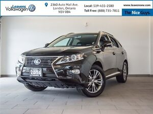 2014 Lexus RX 350 NAVI+BLIND ZONE MONITOR+BACK UP CAM+SUNROOF
