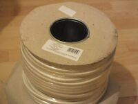 1.5mm 2core and earth LSF T&E 100m drum low smoke twin and earth cable