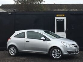 ★ 2008 VAUXHALL CORSA 1.0L + IDEAL FIRST CAR + 85K MILES ★ REF YG08