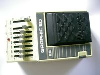 Ibanez GE-10 Graphic Equaliser stompbox/pedal/effects unit for electric guitar-Japan- '80s - Vintage