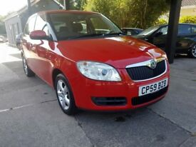 Skoda Fabia 1.2 HTP 12v 5dr Low Millage New Timing LOW PRICE 2599 - FINANCE, CARD PAYMENTS, WARRATY