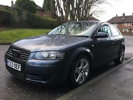 Audi A3 2004 2.0 TDI DSG Remapped and service history