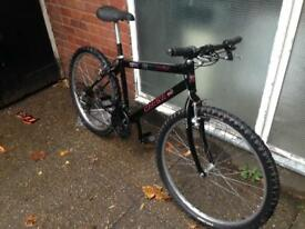 Magna mountain bike