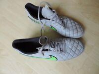 Nike Tiempo football boots Size 10/ EU 45