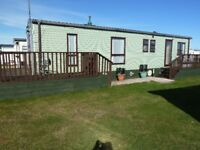 3 Bedroom Caravan to Rent at Silver Sands Lossie