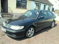 2001 saab 9-3 3dr PROJECT CAR