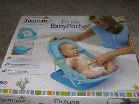 Deluxe Baby Bather, Baby bath support