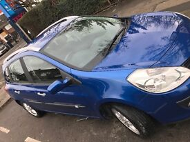 Renault Clio estate no faults at all no offers