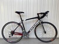 "Felt Z6 Tiagra Full Carbon Road Bike 2015 NEAR NEW!! (22""/56cm)"