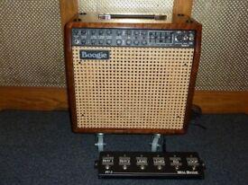 Mesa Boogie Mark IV combo bubinga wood cabinet
