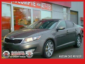 Kia Optima EX GDI 2011