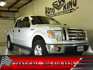 2011 Ford F-150 XLT / Supercrew / 4x4 / Financing Available