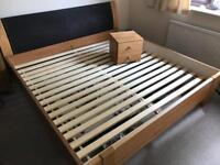 Emperor size bed - 2m x 2m