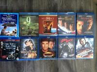 10 films bluray pour 25$ WOW!!!!