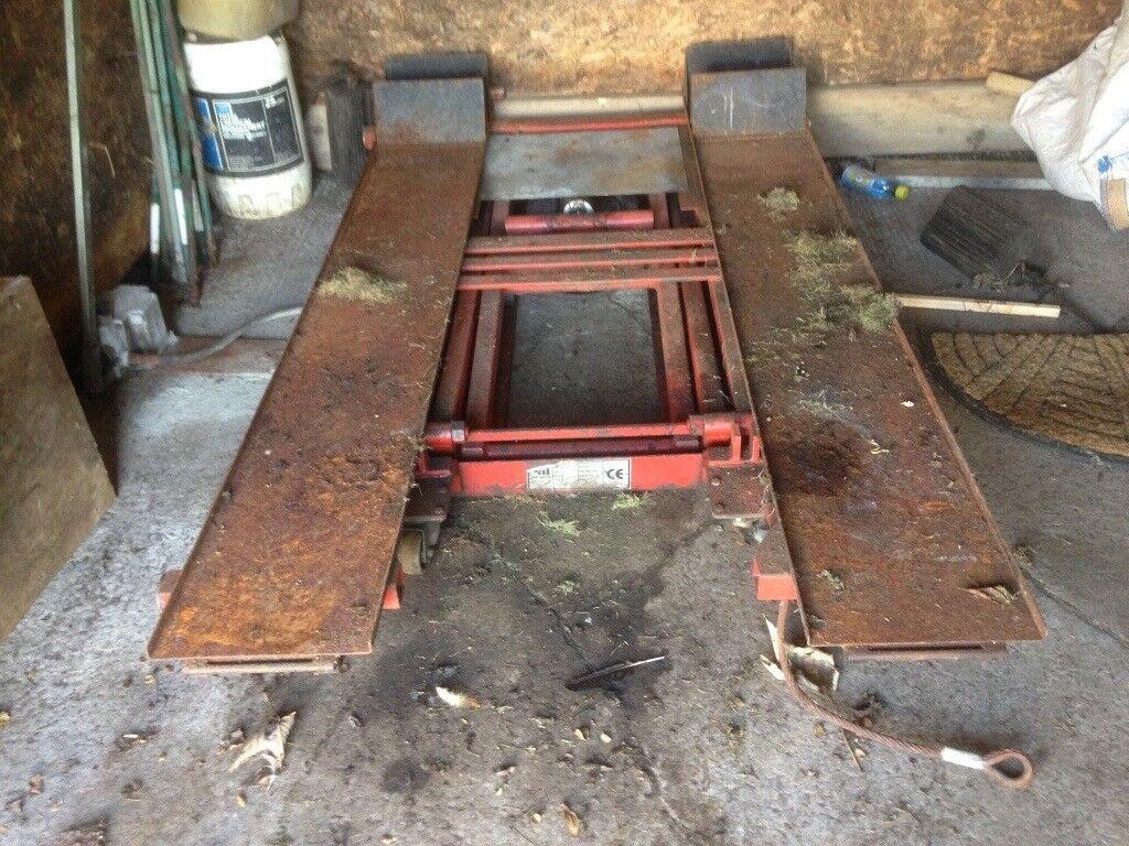 ATV or Quad ramp