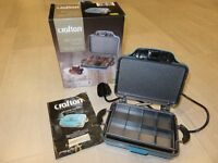 Crofton Brownie Maker, Unused and in Original Box with manual