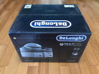 DeLonghi FH 1363/1 Multifry Low-Oil Fryer and Multicooker. Brand New