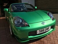 Toyota MR2 Roadster MK3