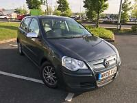 2008 Volkswagen Polo 1.4 TDI, Full Service History, £20 Tax, Cambelt Changed, DPF Removed, Remapped