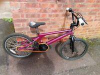 """diamondback bmx bike 20"""" wheels"""