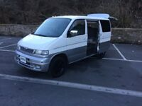 HI SPEC MAZDA BONGO 2.5 TD DAY SURF MPV BUS 8 SEATER/DAY CAMPER/NEW MOT&LOW LEVEL COOLANT ALARM