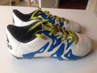 Kids Adidas Football Boots.