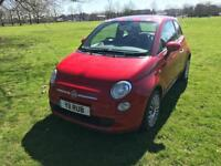 Fiat pop 2008 500 diesell 12months mot With good private plate which stays will come