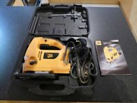 JCB 240V 710W Corded Jigsaw