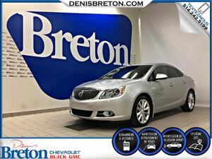 2016 BUICK VERANO CUIR NAVIGATION TOIT OUVRANT