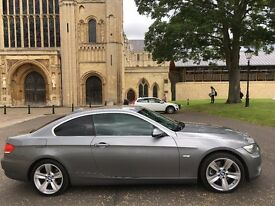 BMW 3 SERIES 325 SE 2dr COUPE 53,000 miles Full speck, privacy windows